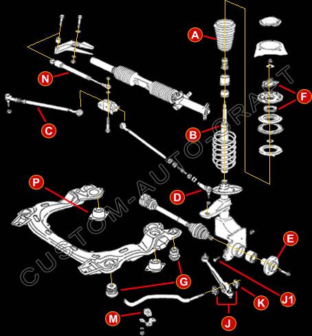Parts For Audi C4 Cars 100 S4 A6 S6 Amp S6 Plus